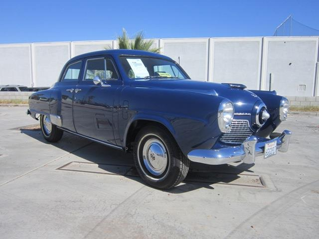 1951 Studebaker Commander (CC-1315223) for sale in Palm Springs, California