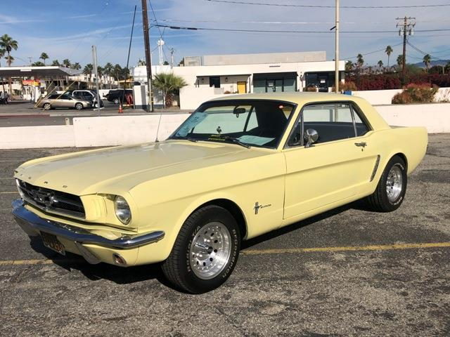 1964 Ford Mustang (CC-1315224) for sale in Palm Springs, California