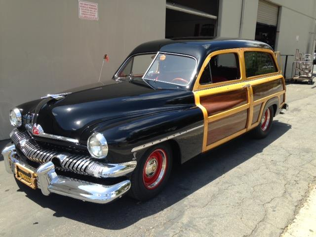 1951 Mercury Woody Wagon (CC-1315231) for sale in Palm Springs, California