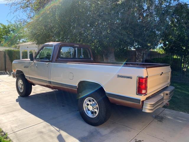 1984 Dodge Ram Van (CC-1315245) for sale in Palm Springs, California