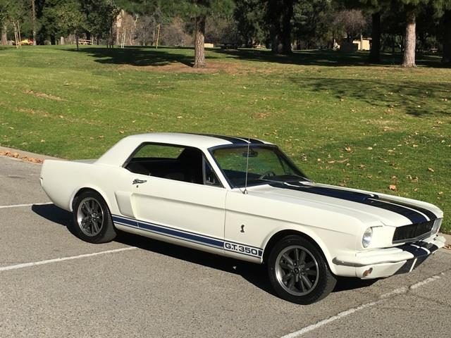 1966 Ford Mustang (CC-1315251) for sale in Palm Springs, California