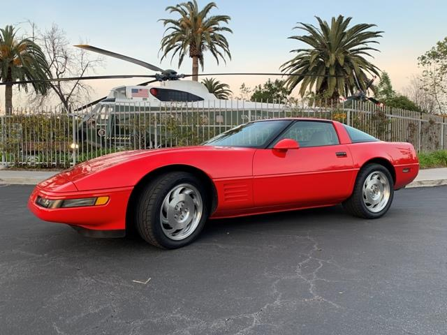 1994 Chevrolet Corvette (CC-1315253) for sale in Palm Springs, California