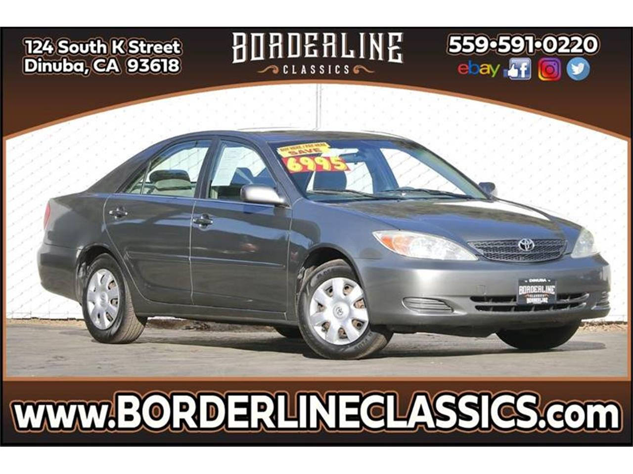 for sale 2003 toyota camry in dinuba, california cars - dinuba, ca at geebo