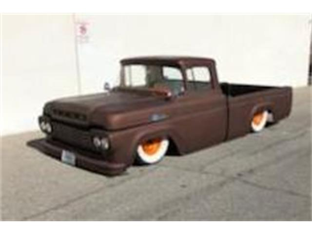 1959 Ford F100 (CC-1315261) for sale in Palm Springs, California