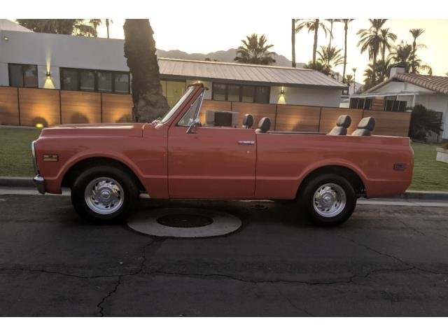 1971 Chevrolet Blazer (CC-1315263) for sale in Palm Springs, California