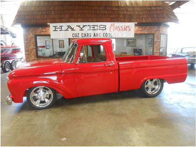 1966 Ford F100 (CC-1315266) for sale in Palm Springs, California