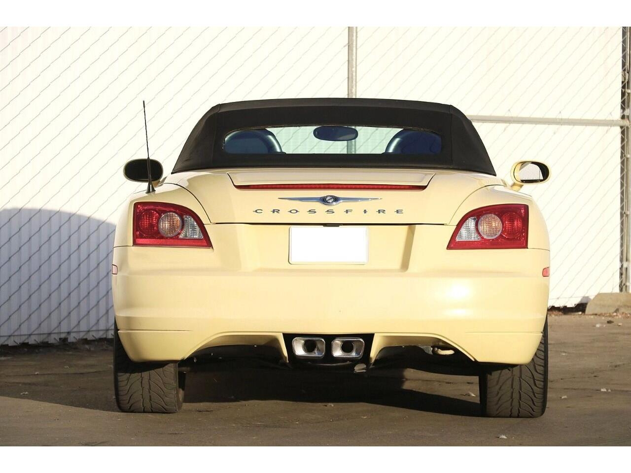 2005 Chrysler Crossfire (CC-1310527) for sale in Dinuba, California
