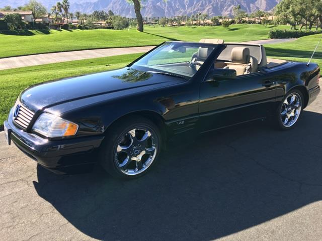 1997 Mercedes-Benz 600SL (CC-1315273) for sale in Palm Springs, California