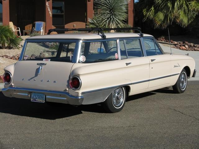 1962 Ford Falcon (CC-1315274) for sale in Palm Springs, California
