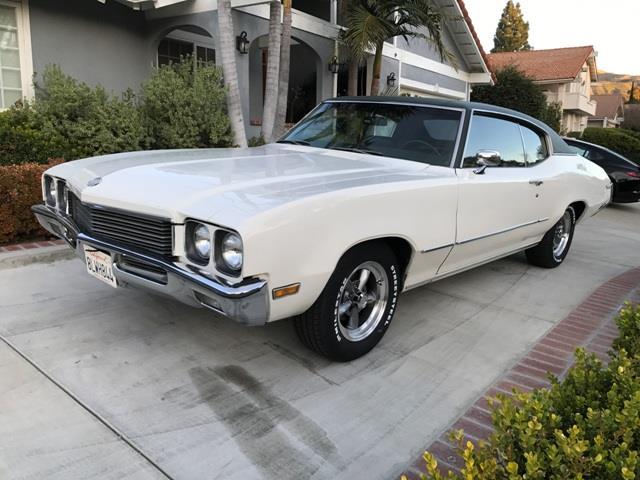 1972 Buick Skylark (CC-1315277) for sale in Palm Springs, California