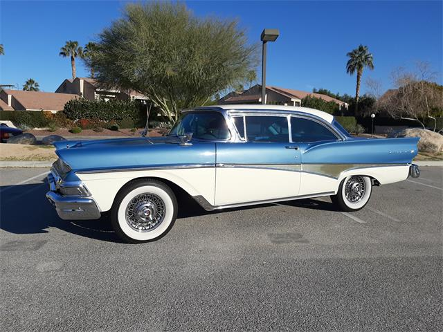 1958 Ford Fairlane 500 (CC-1315278) for sale in Palm Springs, California