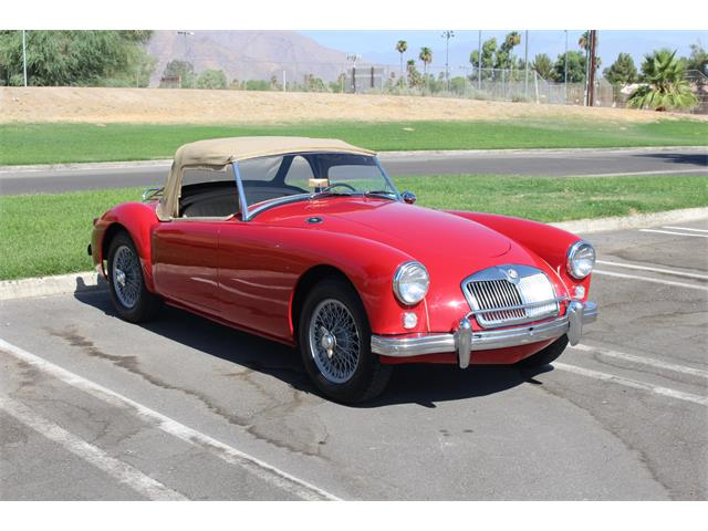 1957 MG Antique (CC-1315284) for sale in Palm Springs, California