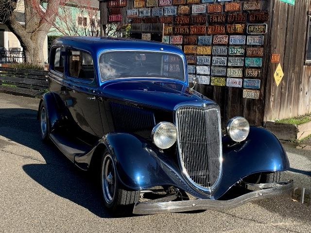 1934 Ford 2-Dr Sedan (CC-1315290) for sale in Palm Springs, California