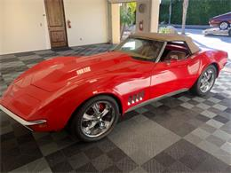 1969 Chevrolet Corvette (CC-1315291) for sale in Palm Springs, California