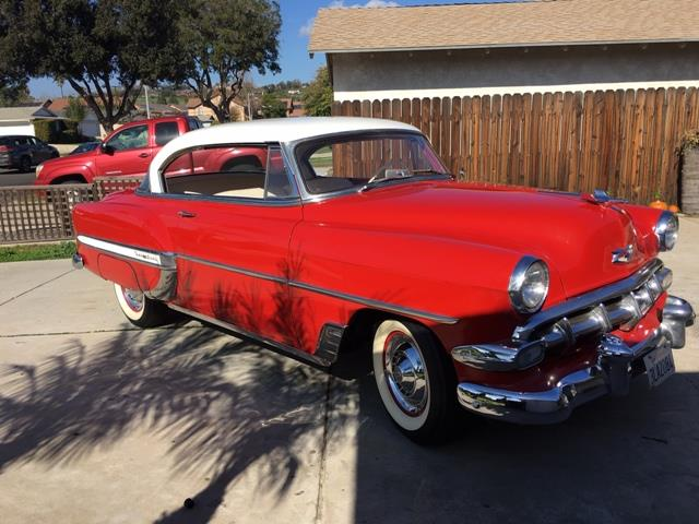 1954 Chevrolet Bel Air (CC-1315297) for sale in Palm Springs, California