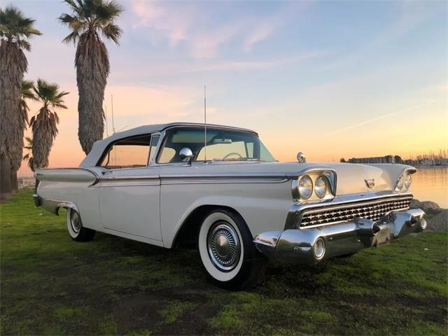 1959 Ford Galaxie (CC-1315307) for sale in Palm Springs, California