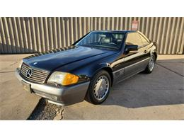 1992 Mercedes-Benz 500SL (CC-1315308) for sale in Palm Springs, California