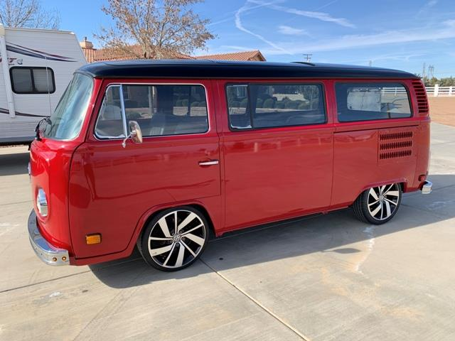 1973 Volkswagen Transporter (CC-1315319) for sale in Palm Springs, California