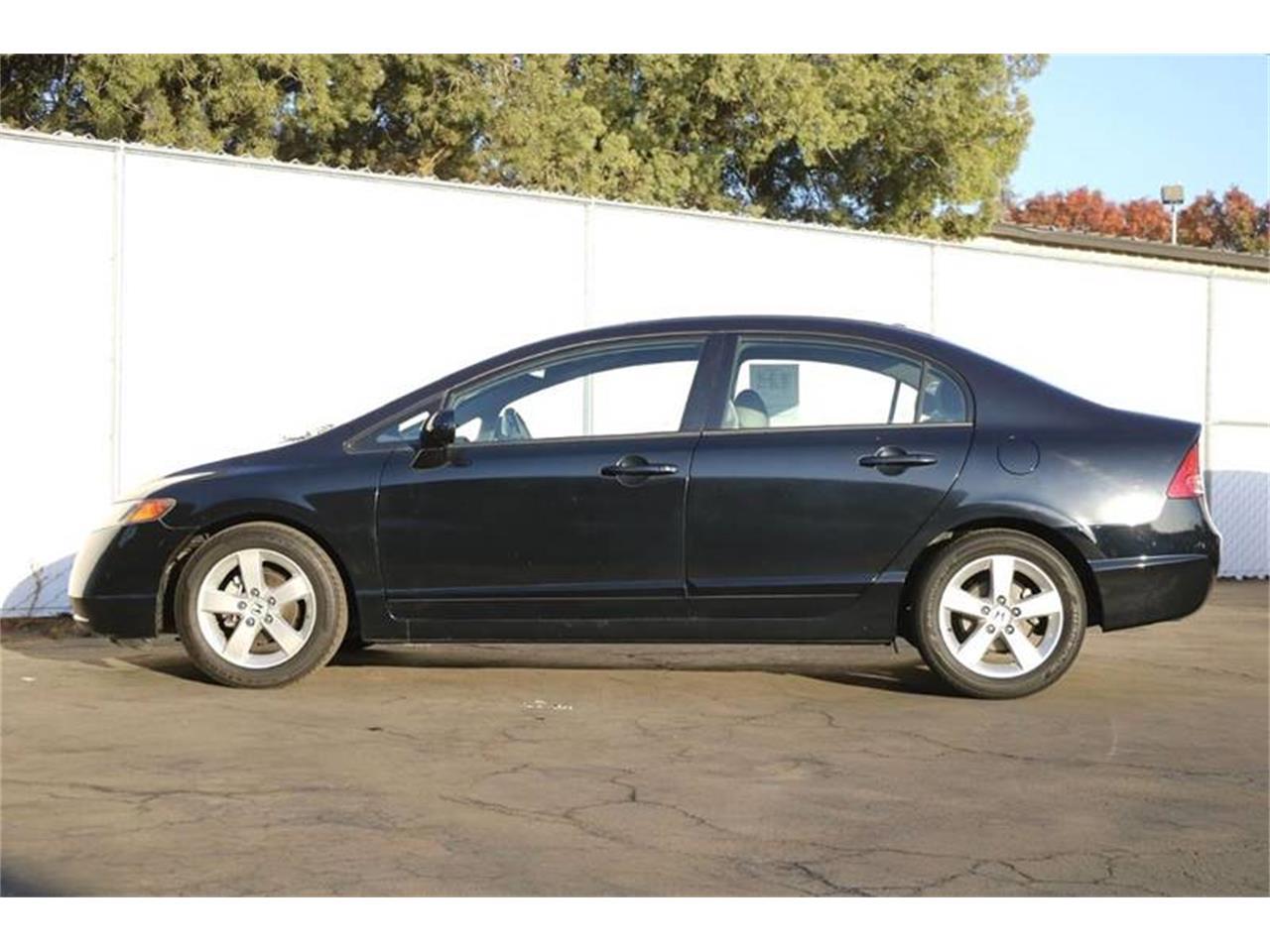 2008 Honda Civic (CC-1310532) for sale in Dinuba, California