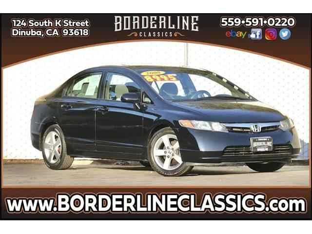 2008 Honda Civic (CC-1310532) for sale in Dinuba, California