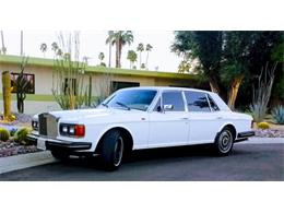 1986 Rolls-Royce Silver Spur (CC-1315322) for sale in Palm Springs, California