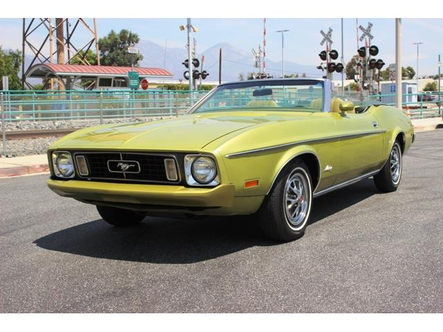 1973 Ford Mustang (CC-1315324) for sale in Palm Springs, California