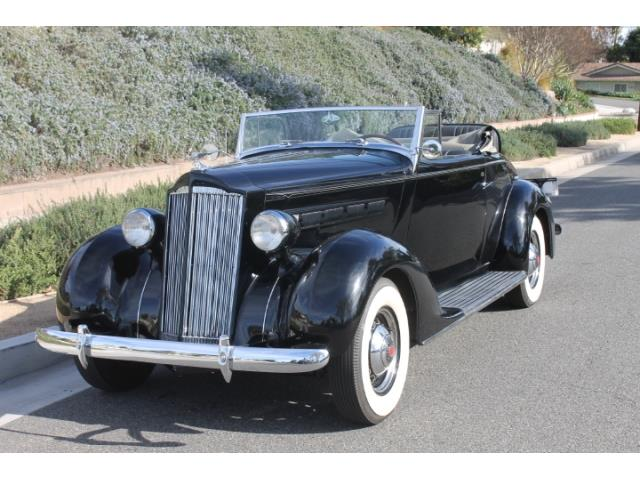 1937 Packard 115 (CC-1315339) for sale in Palm Springs, California