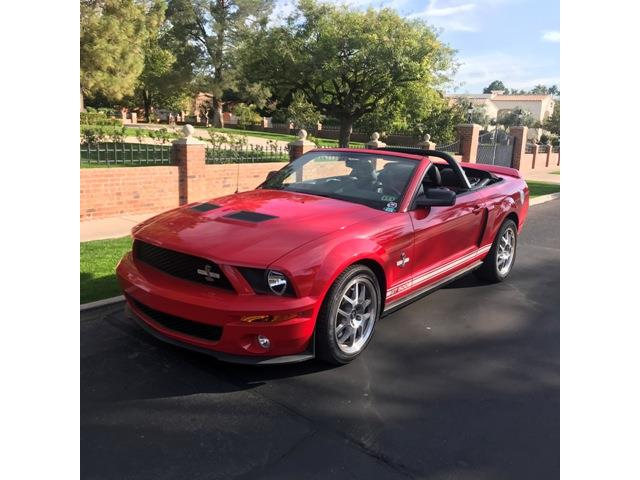 2007 Ford Mustang GT500 (CC-1315347) for sale in Palm Springs, California