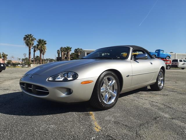 1999 Jaguar XK8 (CC-1315349) for sale in Palm Springs, California
