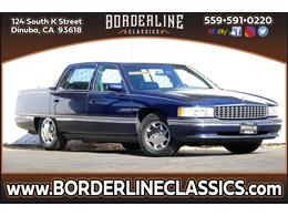 1994 Cadillac DeVille (CC-1310535) for sale in Dinuba, California