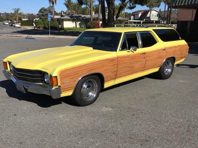 1972 Chevrolet Chevelle (CC-1315354) for sale in Palm Springs, California