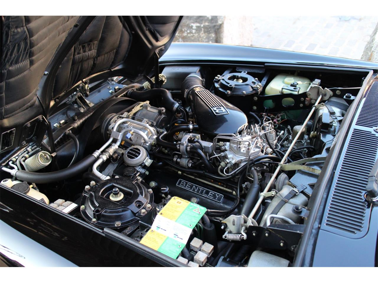 1987 Bentley Continental (CC-1315358) for sale in New York, New York