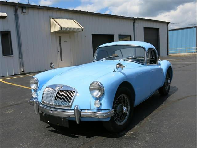1961 MG MGA (CC-1315363) for sale in Manitowoc, Wisconsin