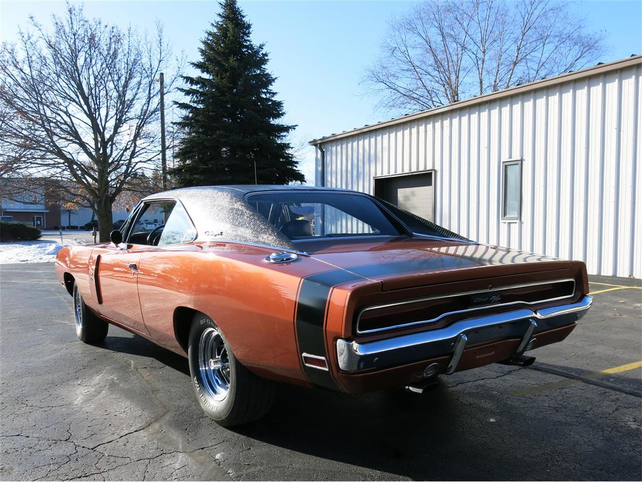 1970 Dodge Charger R/T (CC-1315365) for sale in Manitowoc, Wisconsin