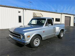 1968 Chevrolet C10 (CC-1315366) for sale in Manitowoc, Wisconsin
