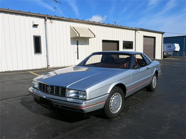 1988 Cadillac Allante (CC-1315367) for sale in Manitowoc, Wisconsin