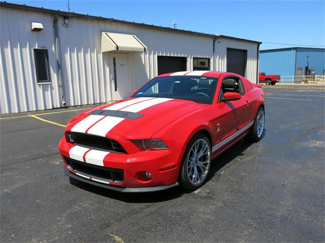 2014 Ford Shelby GT500  (CC-1315368) for sale in Manitowoc, Wisconsin