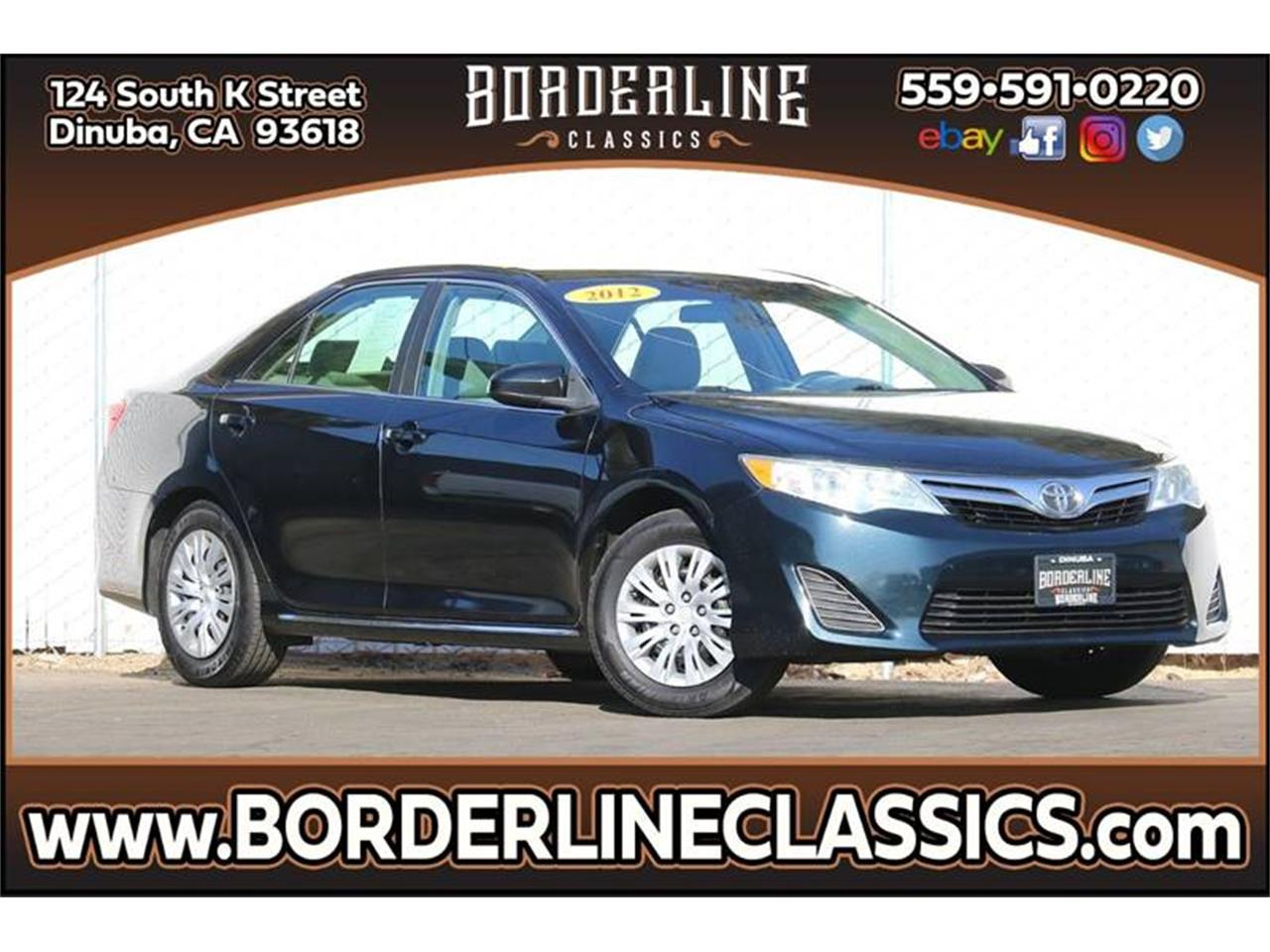 for sale 2012 toyota camry in dinuba, california cars - dinuba, ca at geebo