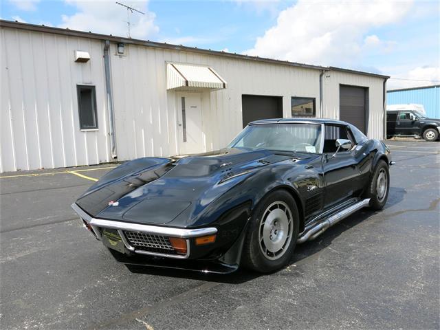 1971 Chevrolet Corvette (CC-1315370) for sale in Manitowoc, Wisconsin