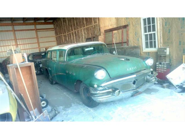 1956 Buick Sport Wagon (CC-1315381) for sale in Parkers Prairie, Minnesota