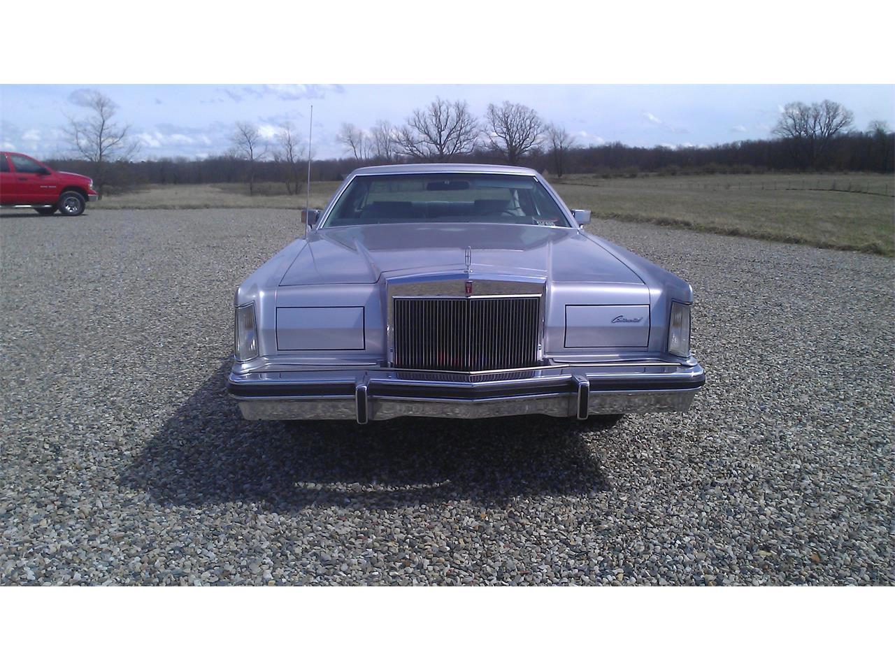 1979 Lincoln Continental Mark V (CC-1315385) for sale in Northville, Michigan