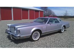 1979 Lincoln Continental Mark V (CC-1315385) for sale in Northville, Michigan