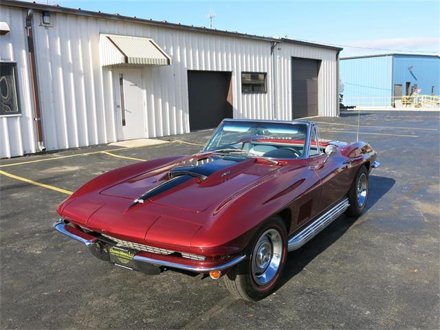 1967 Chevrolet Corvette (CC-1315395) for sale in Manitowoc, Wisconsin