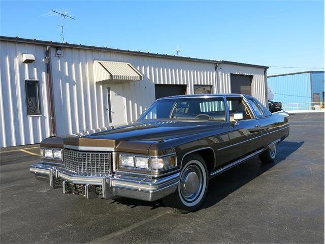 1976 Cadillac Coupe DeVille (CC-1315396) for sale in Manitowoc, Wisconsin