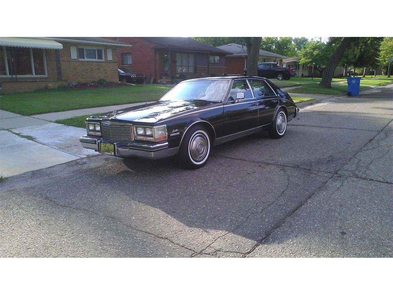 1983 Cadillac Seville (CC-1315398) for sale in Northville, Michigan