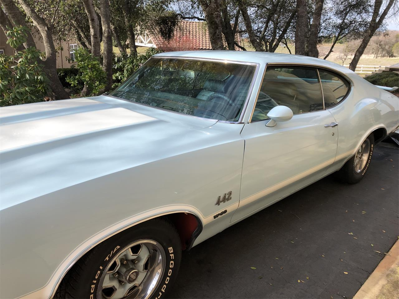 1970 Oldsmobile 442 (CC-1315403) for sale in Placerville , California