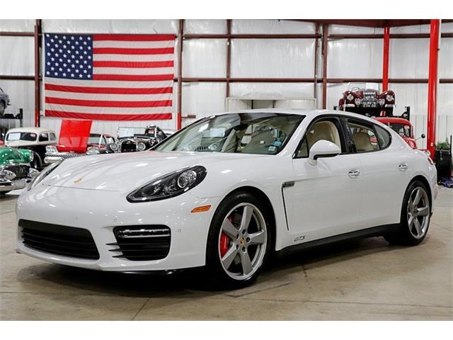 2016 Porsche Panamera GTS (CC-1315408) for sale in Kentwood, Michigan
