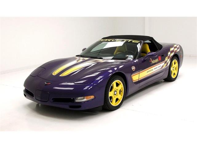 1998 Chevrolet Corvette (CC-1315409) for sale in Morgantown, Pennsylvania
