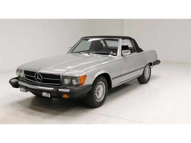 1984 Mercedes-Benz 380 (CC-1315412) for sale in Morgantown, Pennsylvania