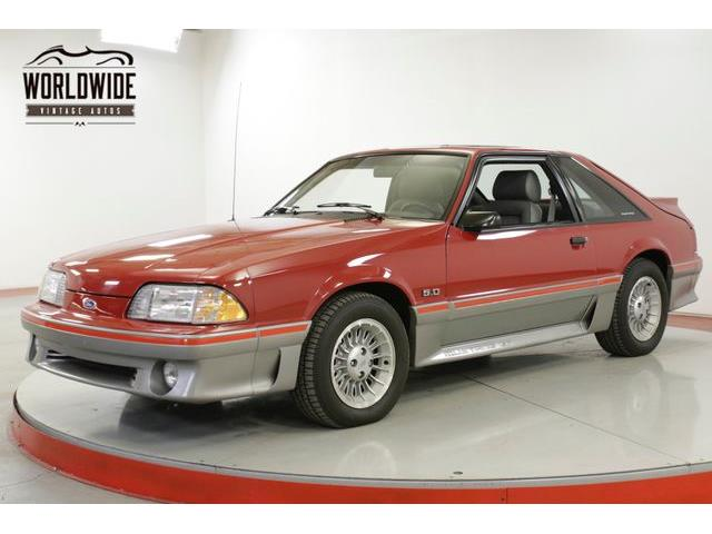 1988 Ford Mustang (CC-1315417) for sale in Denver , Colorado